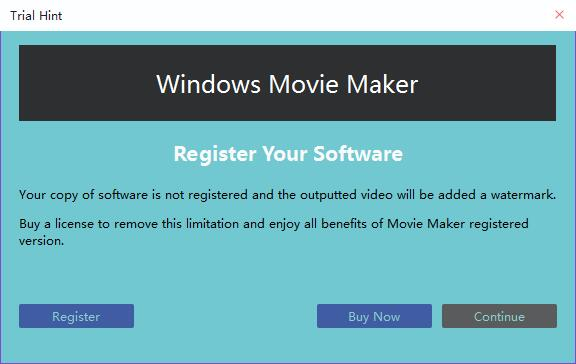 What is Windows Movie Maker step1