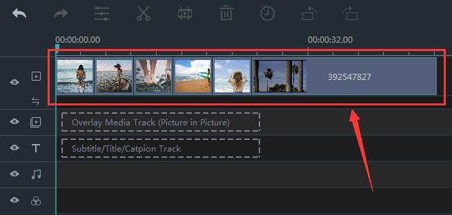 How to Add Overlays in Windows Movie Maker step 1