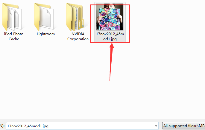archive the project file and reopen it in Windows Movie Maker step 5